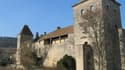 Le château de Gevrey-Chambertin