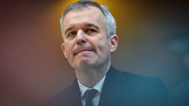 Le ministre de l'Écologie François de Rugy en février 2019.