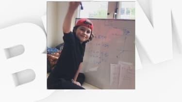 Le jeune Laurent Simons, âgé de 9 ans.