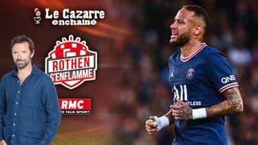 """""""Rothen s'enflamme"""" : Le Cazarre enchaîné du 13 octobre 2021"""
