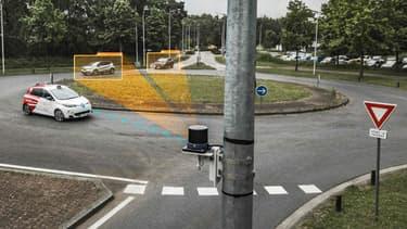 La législation française est prête pour accueillir la voiture autonome.