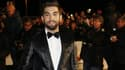 Kendji Girac au Palais des Festivals de Cannes pour les NRJ Music Awards 2014.