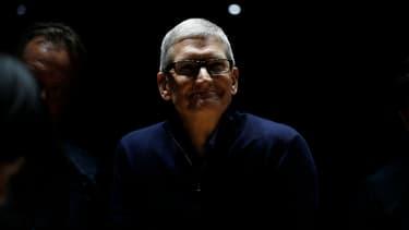 Pour Tim Cook, PDG d'Apple, la réalité augmentée peut développer un écosystème puissant pour l'iPhone 8.