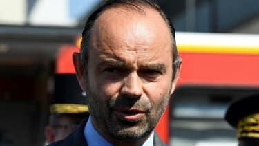 Édouard Philippe le 29 juin 2018