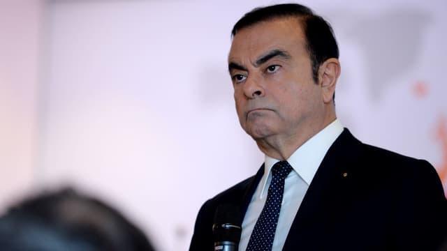 La rémunération maximale de Carlos Ghosn, baisse de 2,7%