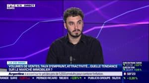 Rémy Fabre (Zefir): Volumes de ventes, taux d'emprunt, attractivité, quelle tendance sur le marché immobilier ? - 15/10