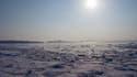La fonte de la banquise en été pourrait être responsable de vagues de froid en hiver (photo d'illustration).