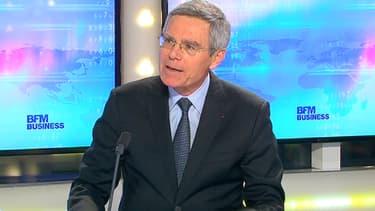 Jacques Biot, le président de l'école Polytechnique, étaitr l'invité de BFM Business.