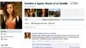 De nombreuses pages d'hommage à Agnès se sont créées sur Facebook...
