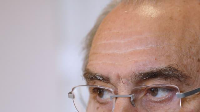 Bernard Debré, le 17 décembre 2013.