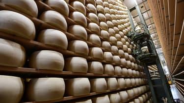 Nueva Castelli est le premier exportateur italien de parmesan