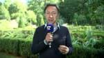 Stéphane Bern sur BFMTV le 17 septembre 2021.