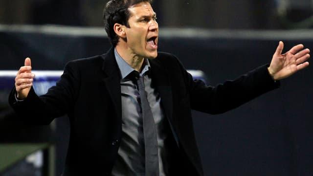 Rudi Garcia refuse de comparer son club à l'OL