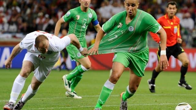 Majid Bougherra a parfaitement muselé Wayne Rooney