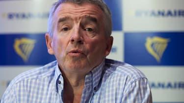 Michael O'Leary veut enrayer la vague de départs de ses pilotes.