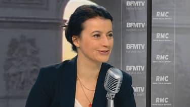 Cécile Duflot, la ministre de l'Egalité des territoires et du Logement, était l'invitée de Jean-Jacques Bourdin, ce mardi 10 décembre.