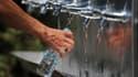 """""""6,4 millions de personnes sont alimentées par de l'eau contaminée au tritium"""", affirme l'association pour le contrôle de la radioactivité dans l'Ouest."""