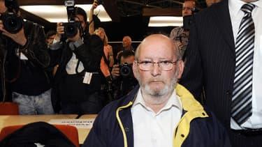 Jean-Claude Mas à l'ouverture de son procès à Marseille, le 17 avril dernier.