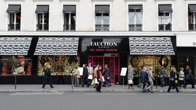 Fauchon va se lancer dans l'hôtellerie.