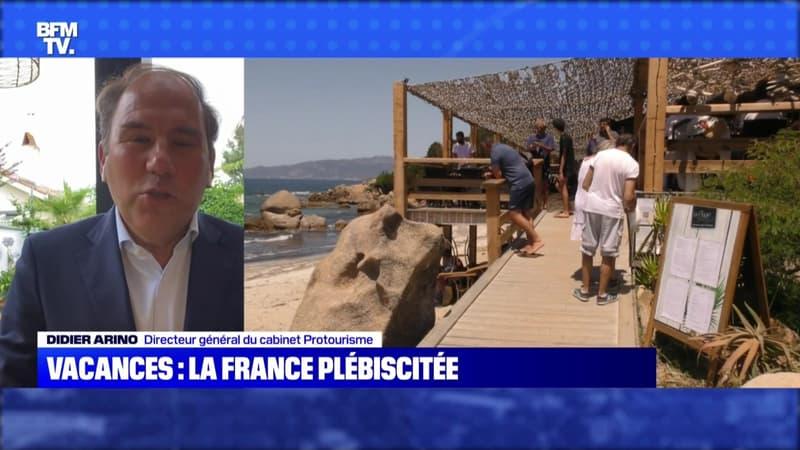 Vacances : la France plebiscitée - 31/07