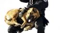 Un policier du RAID en intervention.