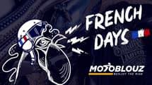 French Days 2021 : jusqu'à 15% supplémentaires sur le site Motoblouz