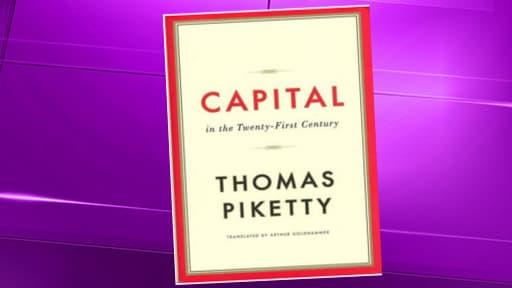 """""""Le Capital au XXIe"""", de l'économiste Thomas Piketty, traduit en anglais a connu un très gros succès aux Etats-Unis."""