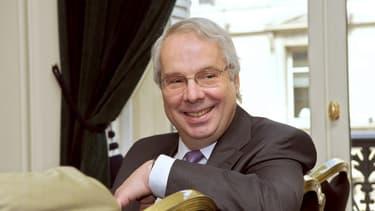Marc Rochet est le président de la compagne Air Caraïbes.