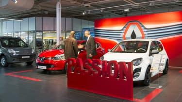 Une Renault neuve coûtait en moyenne 23.826 euros en France en 2016