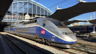 La SNCF va réduire la cadence sur les TGV à partir du lundi 12 avril.