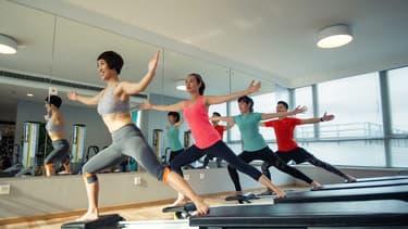 Gympass a un réseau de 1500 salles de sport partenaires.