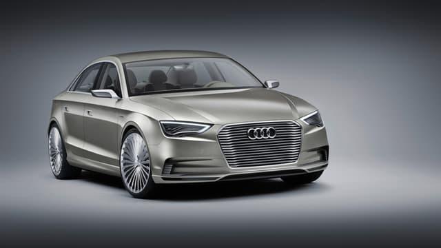 Le modèle de l'Audi A3 sera disponible l'an prochain