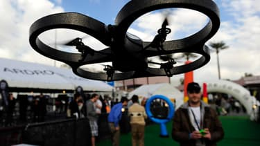 Après avoir conquis le grand public avec ses AR.Drone, Parrot veut s'envoler sur le marché des drones civils professionnels dont les ventes devraient doubler d'ici 2025