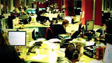 Les ingénieurs et techniciens de l'informatique font partie des secteurs prisés.