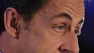 """Les relations parfois houleuses entre la presse et Nicolas Sarkozy se sont enrichies d'un nouvel épisode lorsque le président a lancé ironiquement à des journalistes: """"Amis pédophiles, à demain !"""". Plusieurs médias ont publié lundi soir des extraits de ce"""