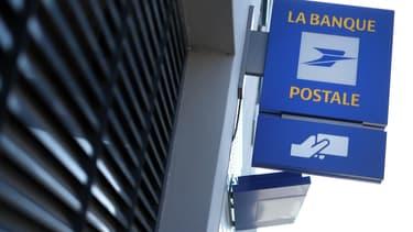 Des pirates jihadistes ont détourné 800.000 euros de la Banque postale (photo d'illustration).