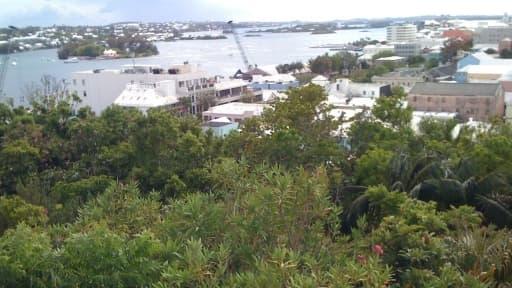 Mi-janvier, les Bermudes ont été retirées par Bercy de la liste des paradis fiscaux