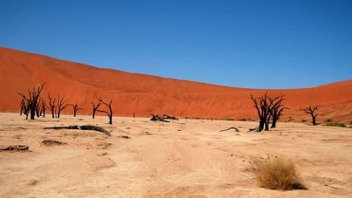 En six heures, les déserts africains captent plus d'énergie solaire que la consommation mondiale d'une année.