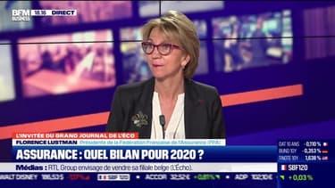 Florence Lustman (FFA) : Assurance, quel bilan pour 2020 ? - 24/03