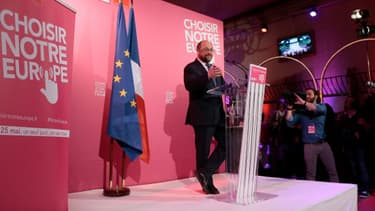 Martin Schulz à Paris jeudi 17 avril