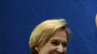 Virginie Calmels, première adjointe  au maire de Bordeaux Alain Juppé, le 13 décembre 2015.