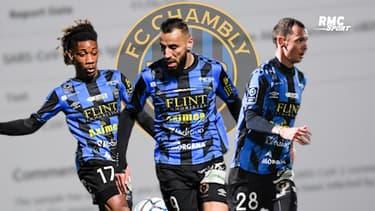 """Ligue 2 : """"Le FC Chambly est un cluster du variant britannique"""" s'inquiète le chargé de communication du club"""