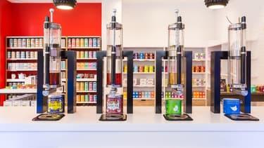 Le magasin Kusmi Tea des Champs-Élysées fournit à la marque un excellent observatoire pour connaître les goûts de la clientèle étrangère et anticiper les marchés sur se développer à l'export