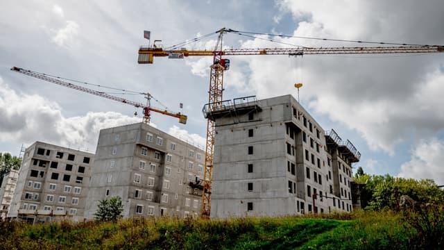 L'activité du bâtiment tirée par le logement neuf