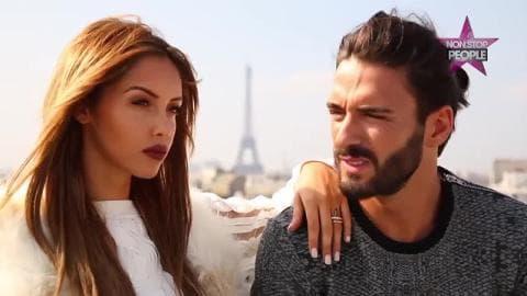 Nabilla : Thomas Vergara célèbre les 2 ans de leur couple sur Twitter