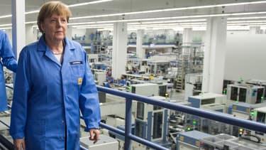 Angela Merkel est perçue comme un gage de stabilité par les Allemands