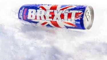 """Une boisson énergisante """"Brexit"""""""
