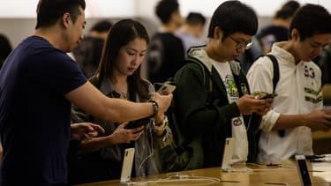 Apple stocke les données personnelles iCloud de ses utilisateurs chinois en Chine, chez un partenaire local, soutenu par Pékin.