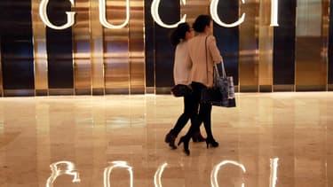 Les ventes de Gucci ont encore bondi de près de 50% au premier trimestre 2018.