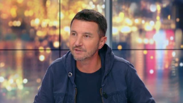 Image d'illustration - le porte-parole d'Olivier Besancenot sur le plateau de BFMTV le 15 novembre 2018